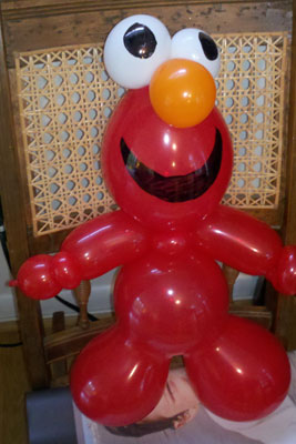 Lets Make A Face Can Also Provide Balloon Art For Your Event We